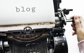 Blogging Journal