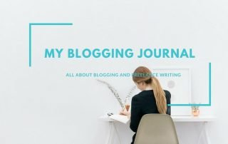 My Blogging Journal