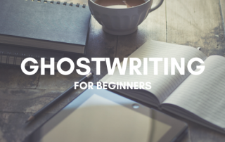 ghostwriting for beginners