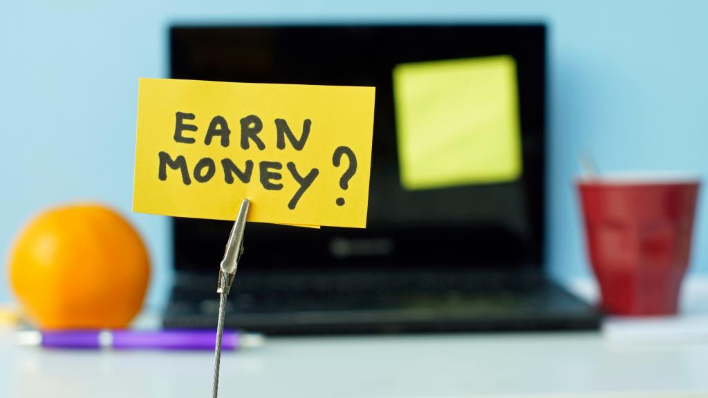 Earn Money Online as Student